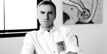 راف سيمونز في Calvin Klein