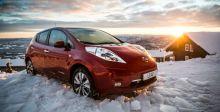 Nissan LEAF  الأكثر مبيعاً في العالم