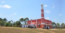 قطريون يبنون مساجد في افريقيا