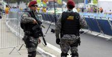 تخوفٌ برازيلي من اعمال ارهابية