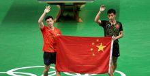 الصين لا تُقهر في كرة الطاولة