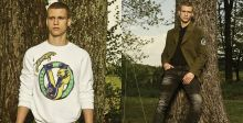 Versace Jeans والتشكيلة الجديدة