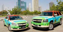 تاكسي دبي والخطة الخمسية