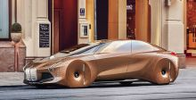 سيّارات BMW  مستقلّة إلى الصّين