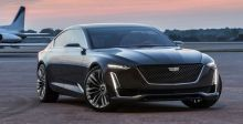 Cadillac Escala  في مسابقة الأناقة