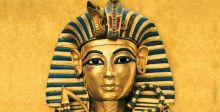 الملك الذهبي والمتحف المصري الكبير