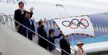 العلم الاولمبي من ريو الى طوكيو