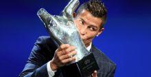 رونالدو أفضل لاعب أوروبي