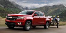 ال Chevrolet Colorado  2017 تحمل التغييرات