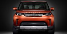 Land Rover  تكشف عن وجه Discovery