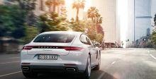 Porsche  تطلق ال Panamera  هايبرد