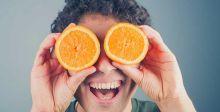 الفواكه والخضروات مصدر للسعادة