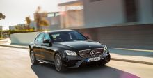 بين ال E و الAMG: ال Mercedes E43 2017