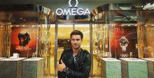 سفير Omega يزور سنغافورة
