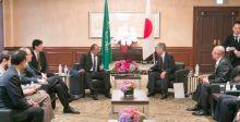 أرامكو تدعم علاقاتها مع الصين واليابان