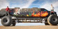 غينيس وأطول شاحنة في العالم