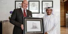 ماريوت للشقق الفندقية في قلب العاصمة الإماراتية
