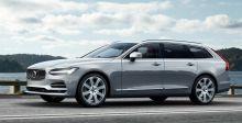 عن ال Volvo V90  للعبور الجديدة