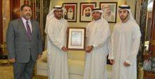 جمارك دبي والجائزة الآسيوية