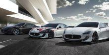 Maserati والنجاحات المتتالية