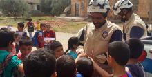 جائزة سلام لانقاذيين سوريين