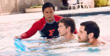فيتنس فيرست وبرنامج أكاديمية السباحة