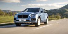 القيادة السّهلة والرّفاهية: ال Bentayga Diesel