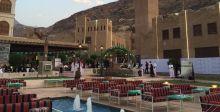 تلفريك الهدا والعيد الوطني السعودي