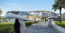 إنطلاق الإنشاءات في معرض دبي الدولي..