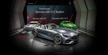 Mercedes-AMG GT: كوبي ومكشوفة