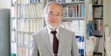 يوشينوري يفوز بنوبل للطب