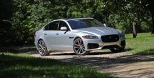 اختبارٌ لل2017 Jaguar XF S AWD