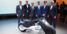 الصّور الحيّة لل BMW Motorrad Vision Next 100