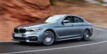 ال BMW 5 Series الجديدة : ديناميكيّة ومتطوّرة