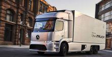 Mercedes-Benz eTruck  المستقبليّة