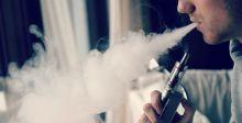 السيجارة الالكترونية لا تزيد الوزن