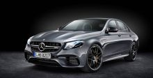 ال Mercedes E63S  2018 الخارقة
