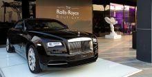 بوتيك Rolls-Royce  في دبي