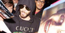 جاريد ليتو يعشق Gucci !