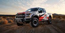 Ford Raptor  ستهزّ سباق Baja 1000