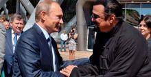الجنسية الروسية للممثل ستيفن سيجال