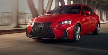 اختبارٌ لل Lexus IS200t F Sport 2017