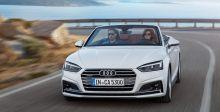 Audi A5 S5 2018 الجذّابتان المكشوفتان
