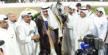 الخيل العربي الاصيل بين الكويت والشارقة