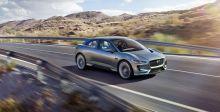 ال Jaguar I-Pace: آتية في ال 2018