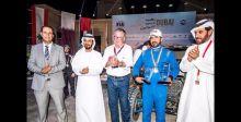 الاماراتيون يتقدمون في رالي دبي