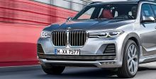 صور تجسّسية لل BMW X7  2018