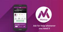 تطبيق Monica  لإدارة العلاقات المهنيّة