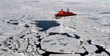 هواءٌ حار في القطب الشمالي