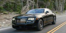 أوّل Rolls-Royce Wraith  لإمرأة